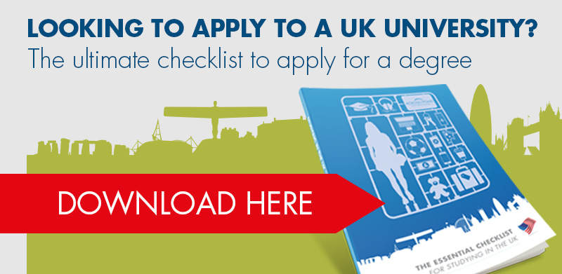 The ultimate checklist for applying to a UK university.