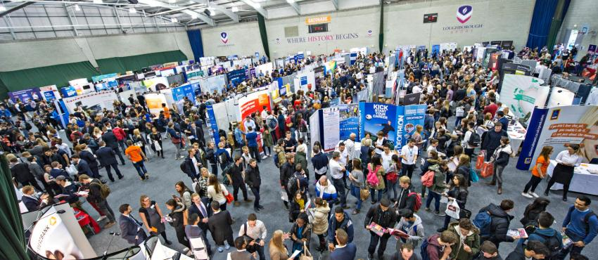 Loughborough University Grad fair
