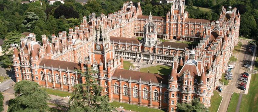Study in London - Royal Holloway University